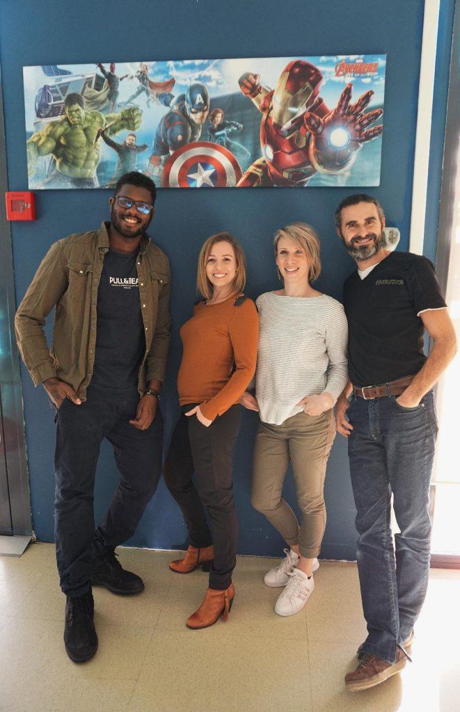 Equipe des Avengers